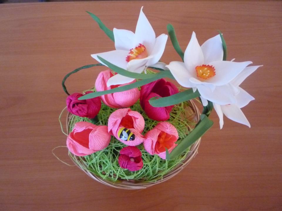 Весенний букет в доу — pic 10